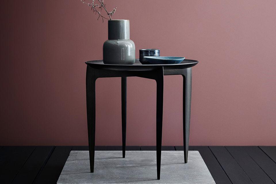 """Beistelltisch aus der Kollektion """"Objects"""", Fritz Hansen"""