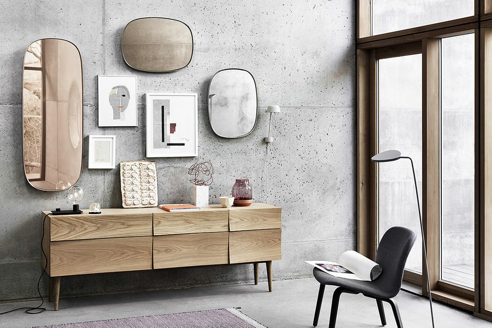 """Sideboard """"Reflect"""" von Muuto"""
