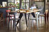 """Stuhl """"All Plastic Chair"""" von Vitra"""