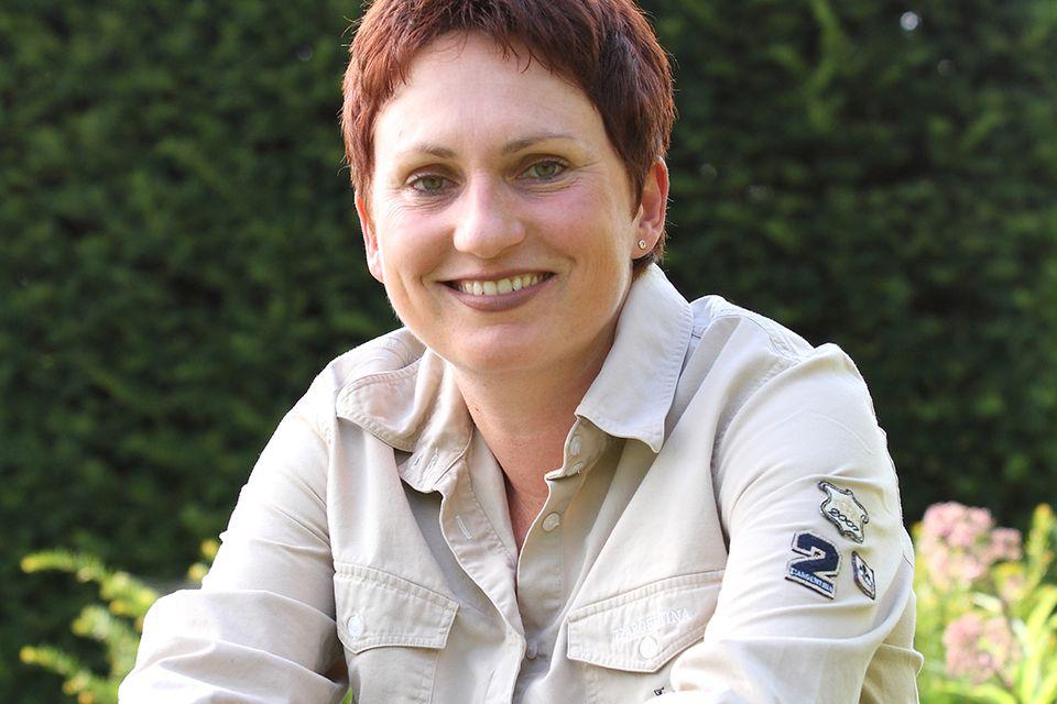 Gartenexpertin Cornelia König, Meissner Gartengestaltung