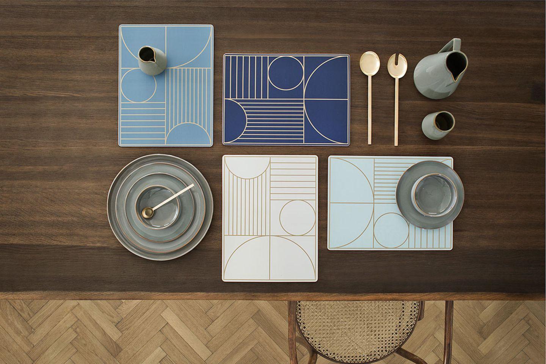 """Tischset/Unterlage: """"Outline Dinner Mat"""" von Ferm LIving"""