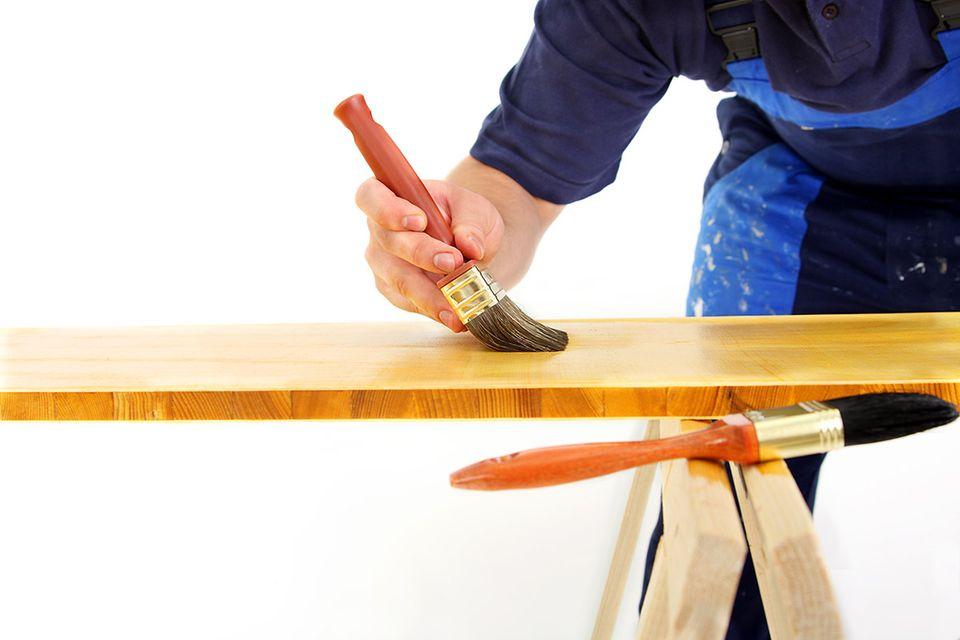 Holzbeizen - praktische Tipps