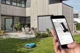 """Smart Home im Garten: Mähroboter """"Sileno city"""" von Gardena"""