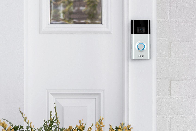 "Alles im Blick: Türklingel ""Ring Video Doorbell 2"" von Ring"