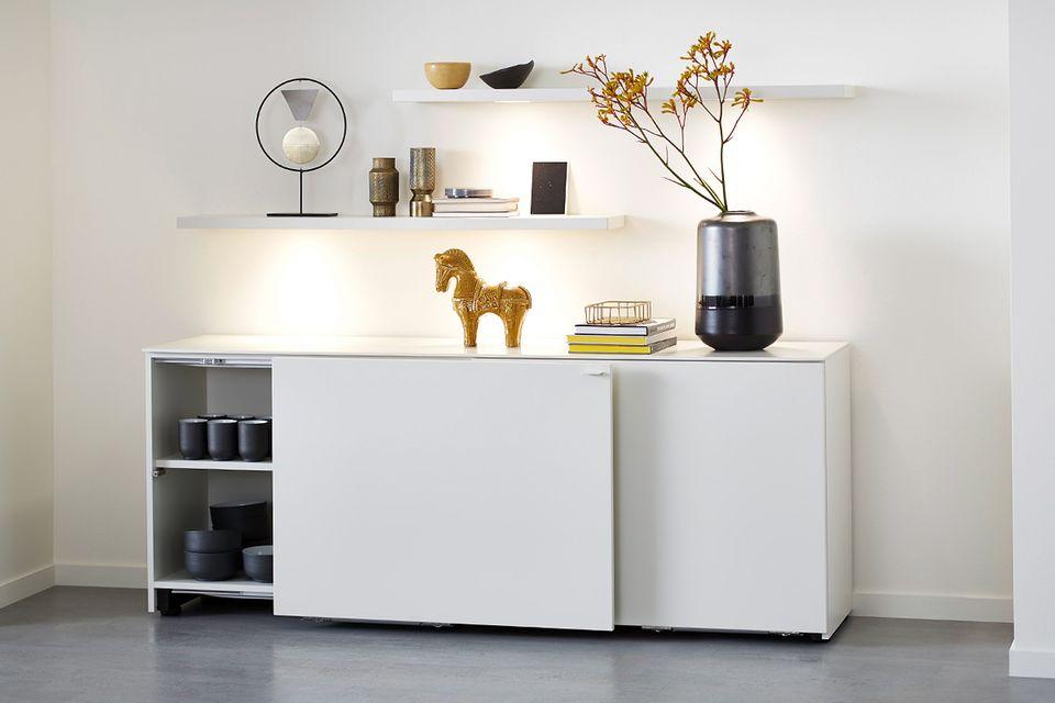 SCHÖNER WOHNEN-Möbelkollektion: Esszimmer Stauraum
