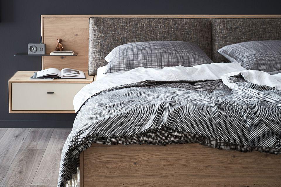Betten aus der SCHÖNER WOHNEN-Möbelkollektion