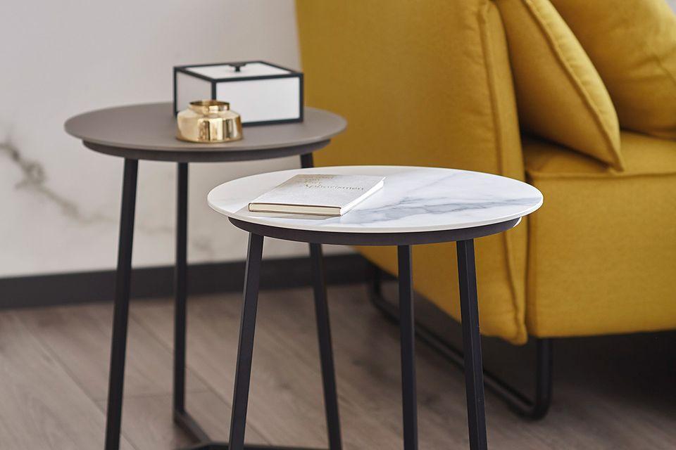 Couchtische aus der SCHÖNER WOHNEN-Möbelkollektion