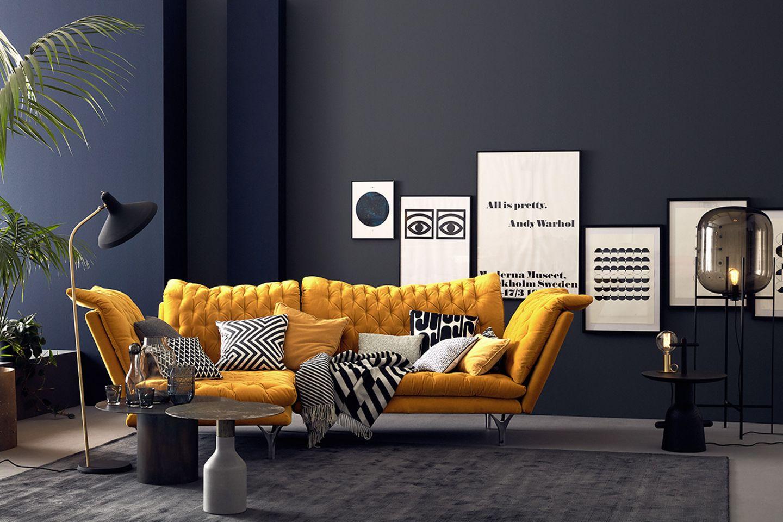 "Sofa ""Pliée Xli-Ure 115"" von Bretz"