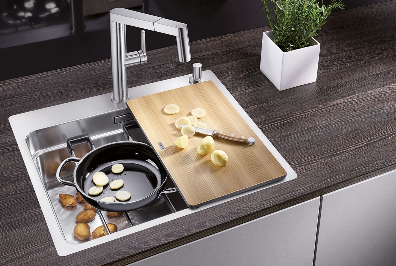 """Küchenspüle """"Etagon 500"""" von Blanco"""