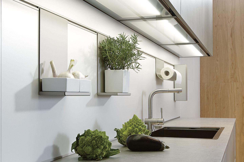 Kücherückwand von Next125