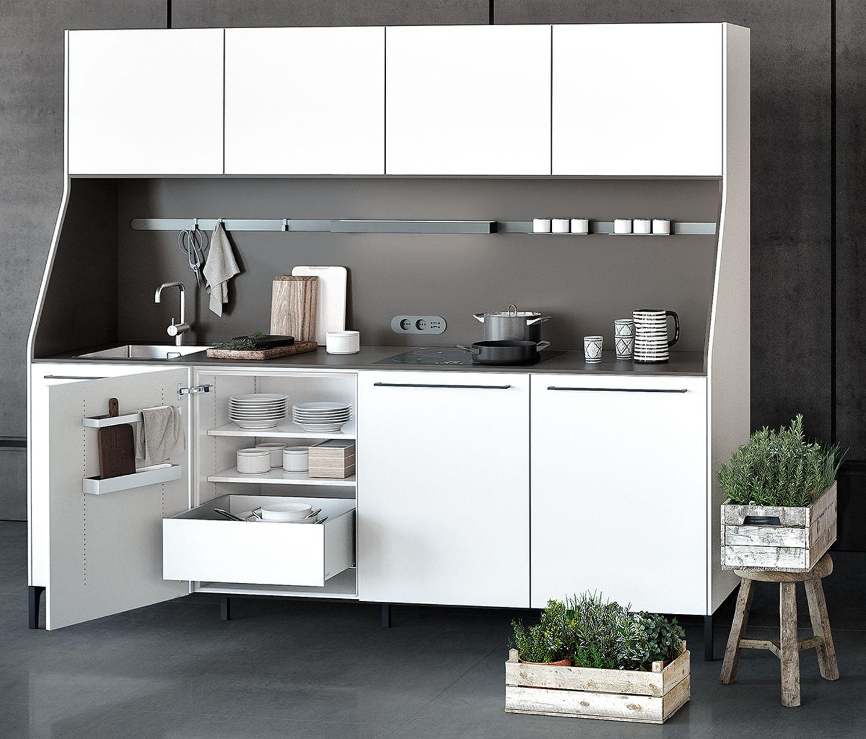 """Modulküche als Büffetschrank: """"S29"""" von Siematic"""