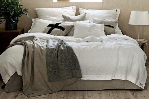 Bettwäsche aus Leinen, Kardelen