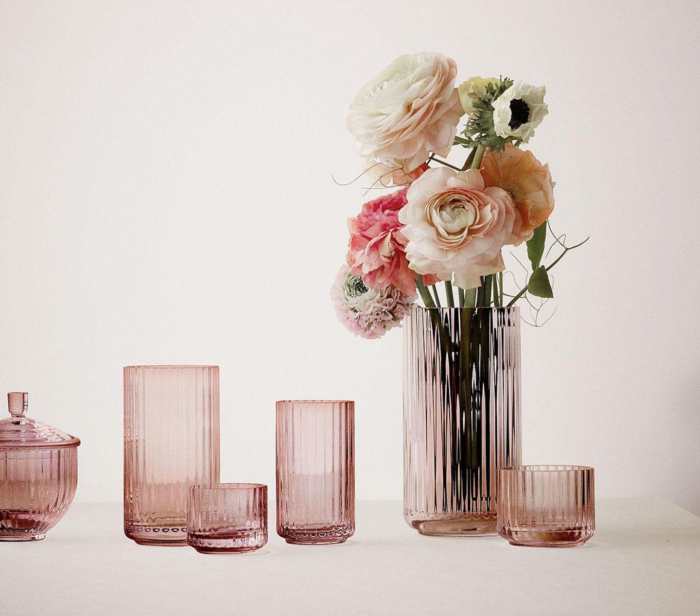 Vasen- und Gefäßserie von Lyngby Porcelæn