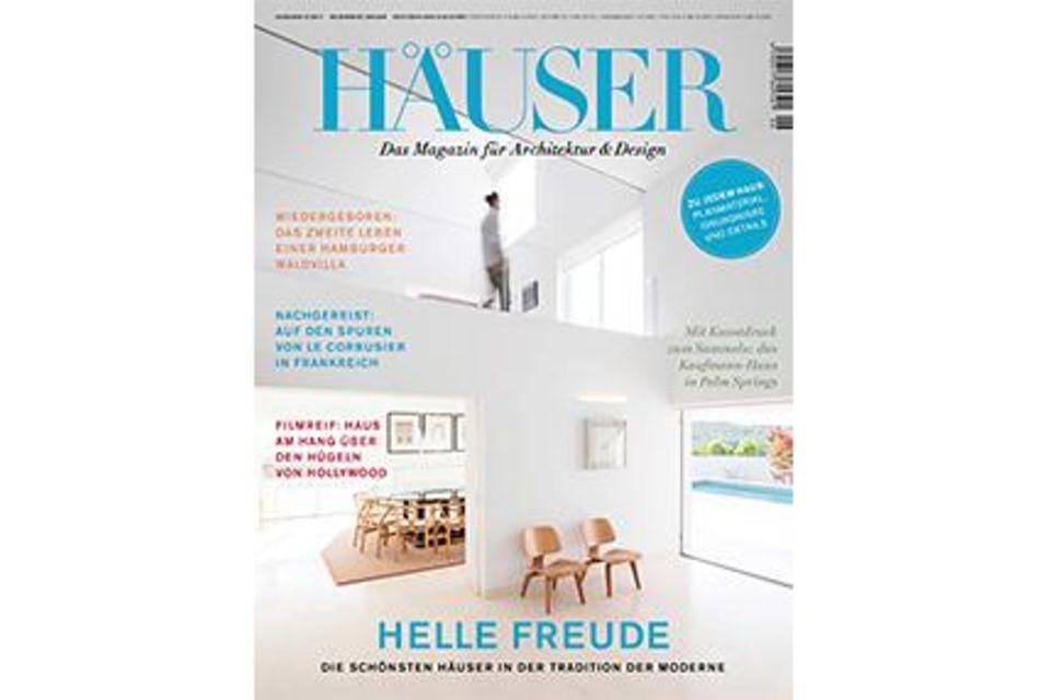 HÄUSER 05/2017 - Cover