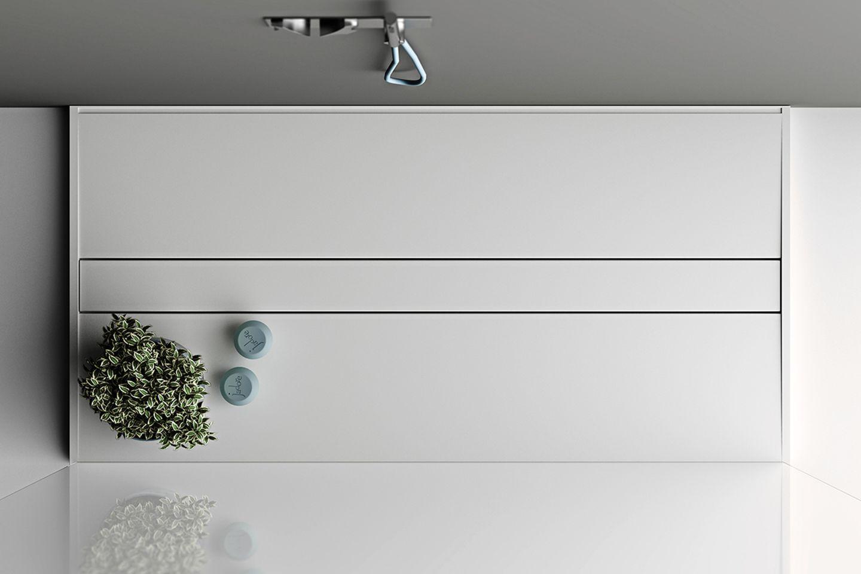 """Duschfläche """"Linea"""" von Planit"""