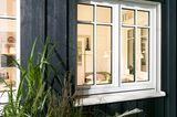 """Außenwand des """"Green Living Space"""" von SchwörerHaus"""