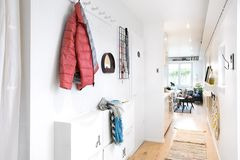 "Eingangsbereich des ""Green Living Space"""
