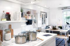 """Die Küche des """"Green Living Space"""""""