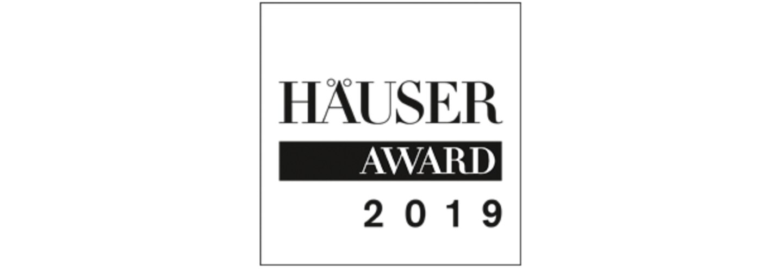 HÄUSER-AWARD 2019 - Banner