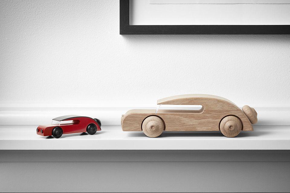 """Autos """"Sedan"""" von Kay Bojesen"""