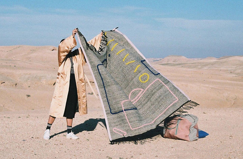 Teppiche im New Ethno-Stil von LRNCE