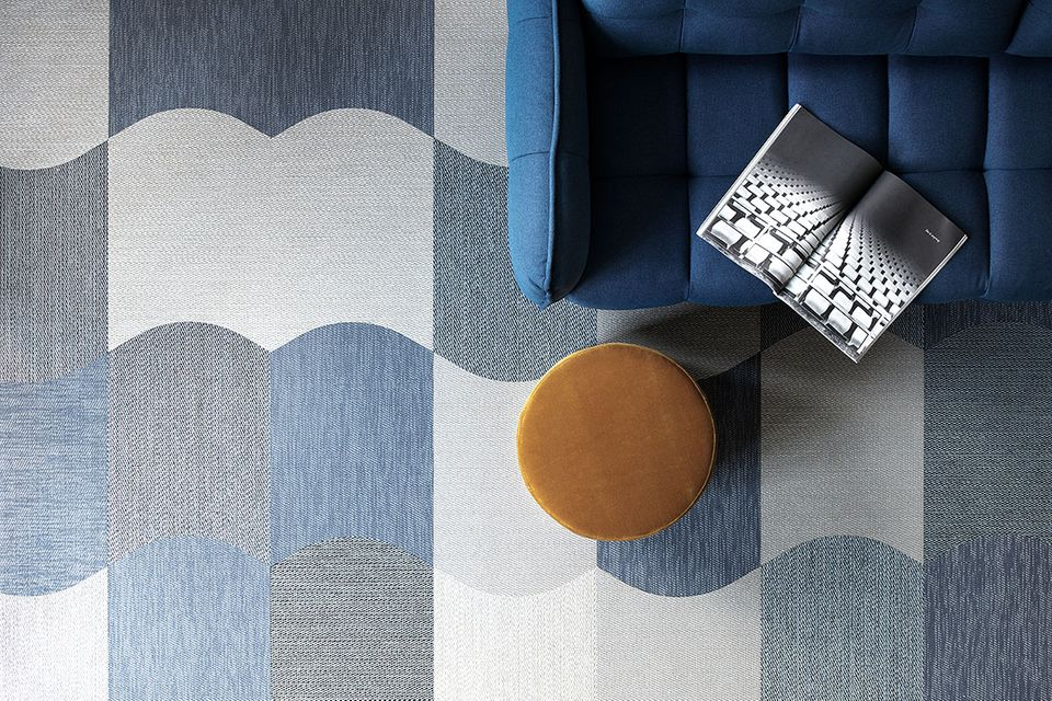 Bodentrends 2018: Teppiche mit Muster