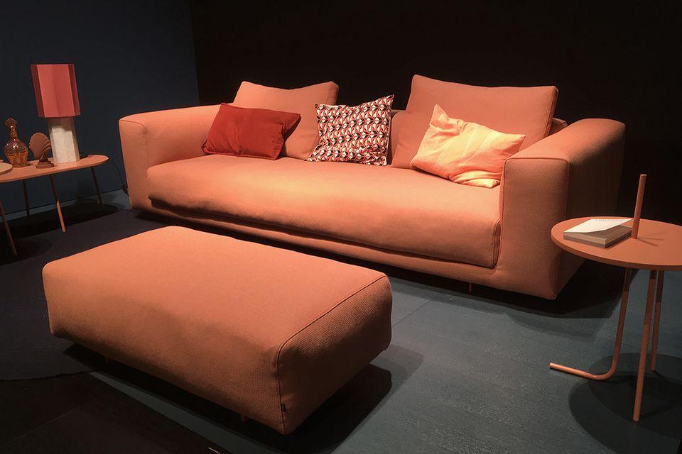 "Sofa ""Moss"" von Cor"