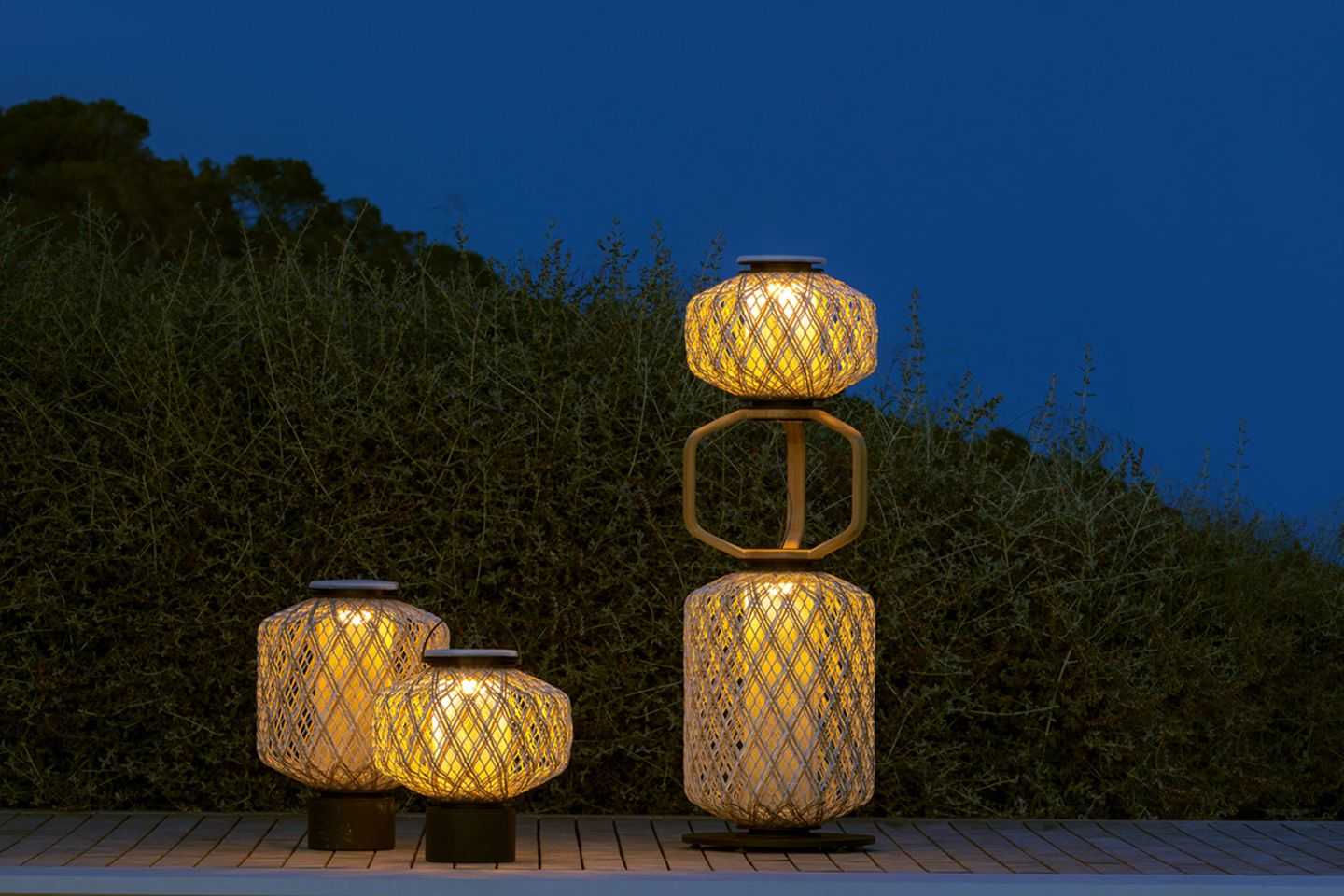 """Kabellose LED-Leuchte """"The Others"""", Dedon"""