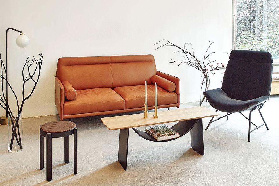 """Sofa """"Melange"""" von Wittmann"""