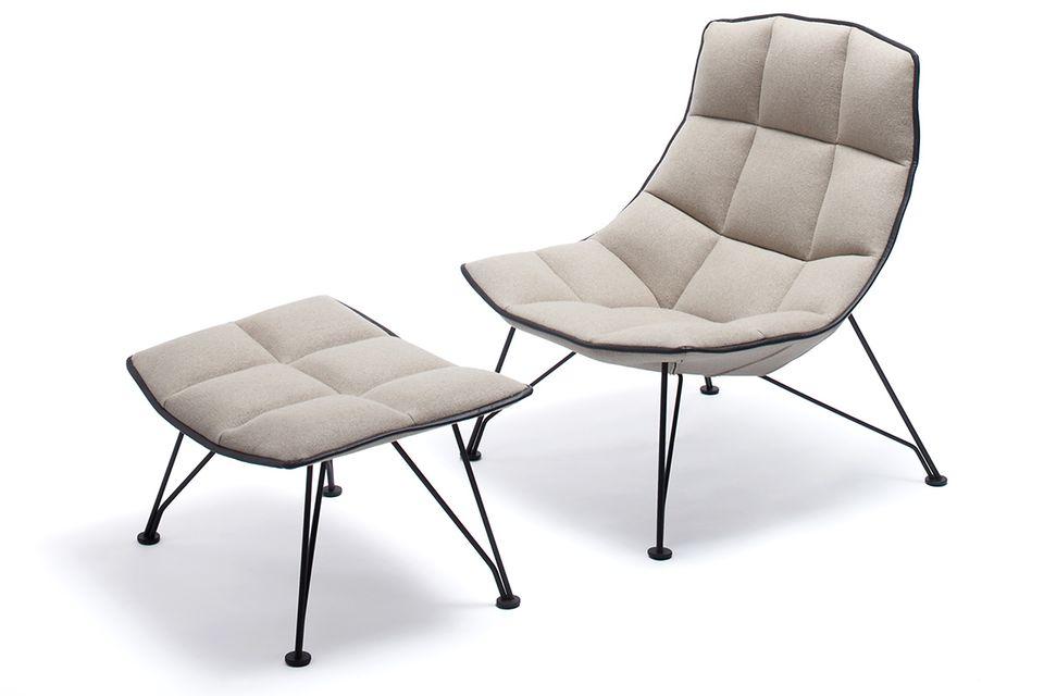 """Lounge Chair"", Design: Jehs+Laub"