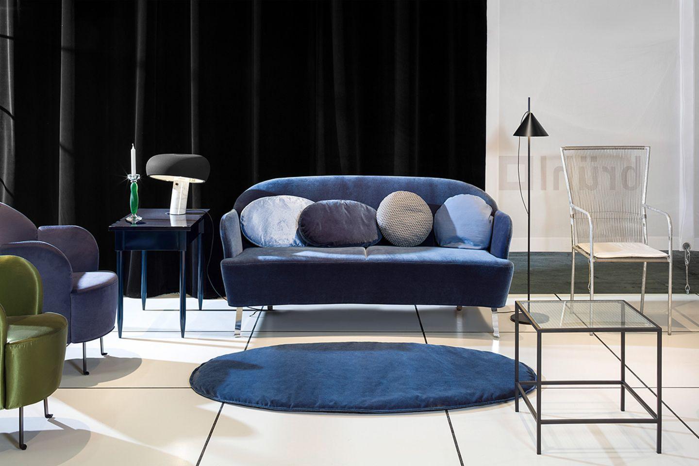 """Sofa """"Floret"""" von Brühl"""