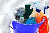Reinigungsmittel für den Haushalt