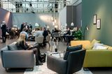 Das SCHÖNER WOHNEN-Café auf der imm 2018