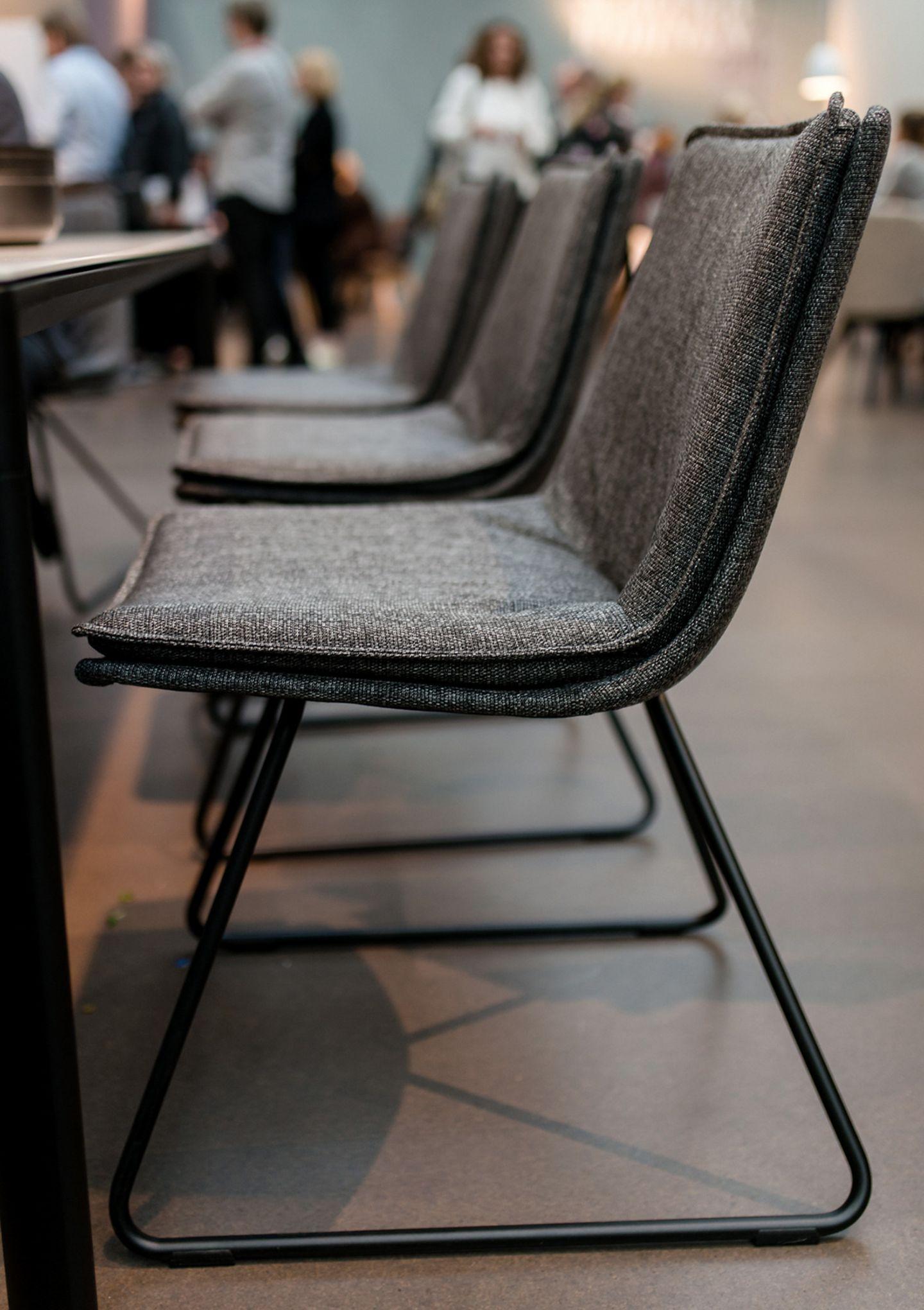 """Stuhl """"SOFT"""" aus der SCHÖNER WOHNEN-Kollektion"""