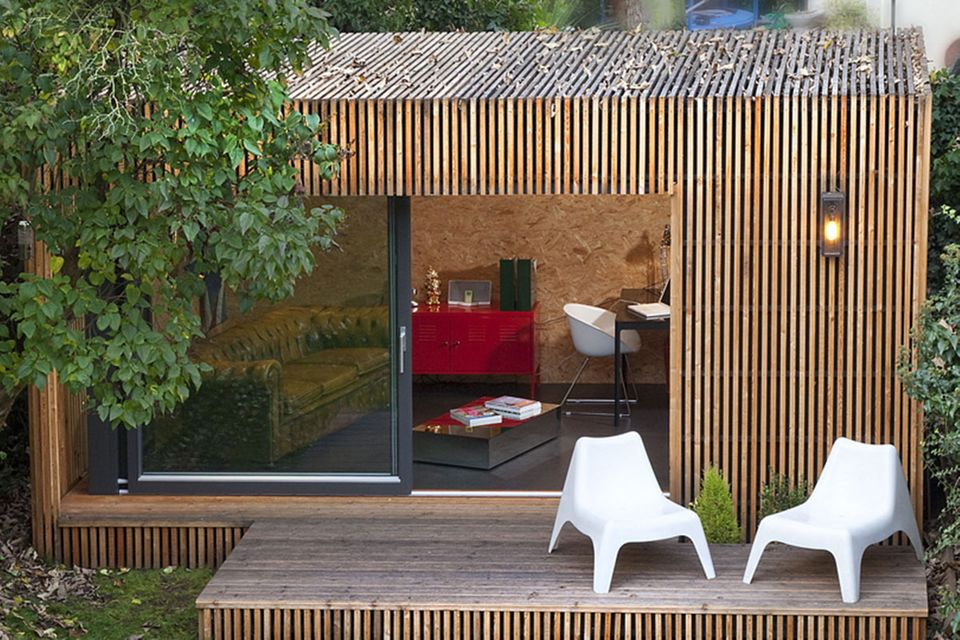 Gartenlaube Ecospace Studio