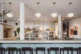 Die Foodbar im Hotel Pilar
