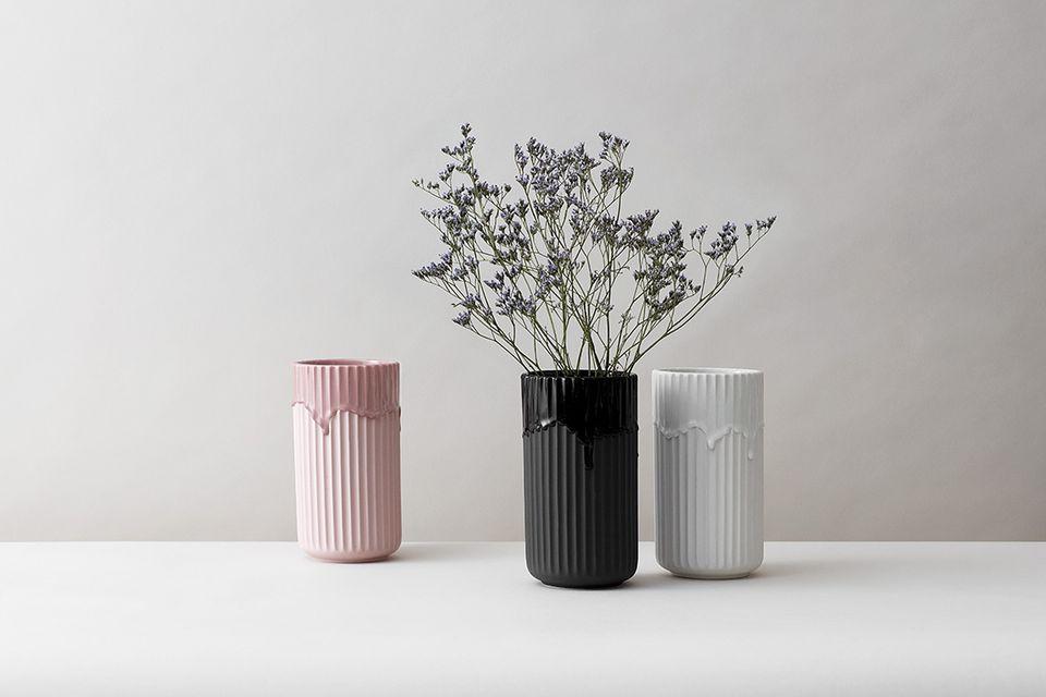 Neue Lyngby Vase von Lyngby Porcelæn