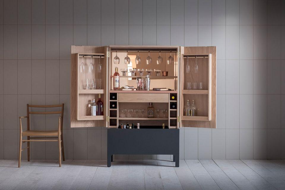 """Barschrank """"Frans"""" von Pinchdesign"""