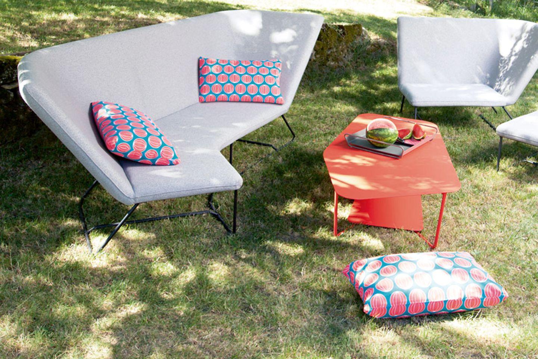 "Outdoor-Sofa ""Ultrasofa"" von Fermob"