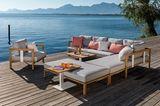"""Outdoor-Sofa """"Newport"""" von Weishäupl"""