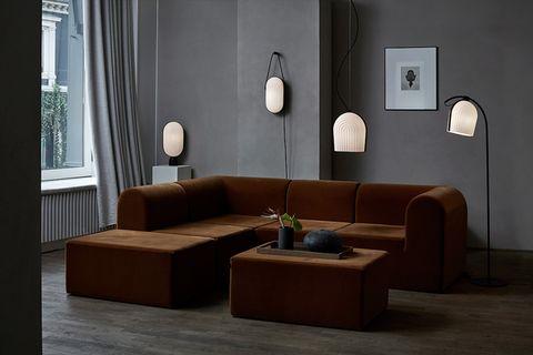 """Leuchten-Serie """"Arc"""" von Le Klint"""
