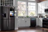 """Internetkühlschrank """"Family Hub 2.0"""" von Samsung"""