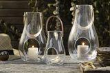 Windlichter aus Glas von Holmegaard