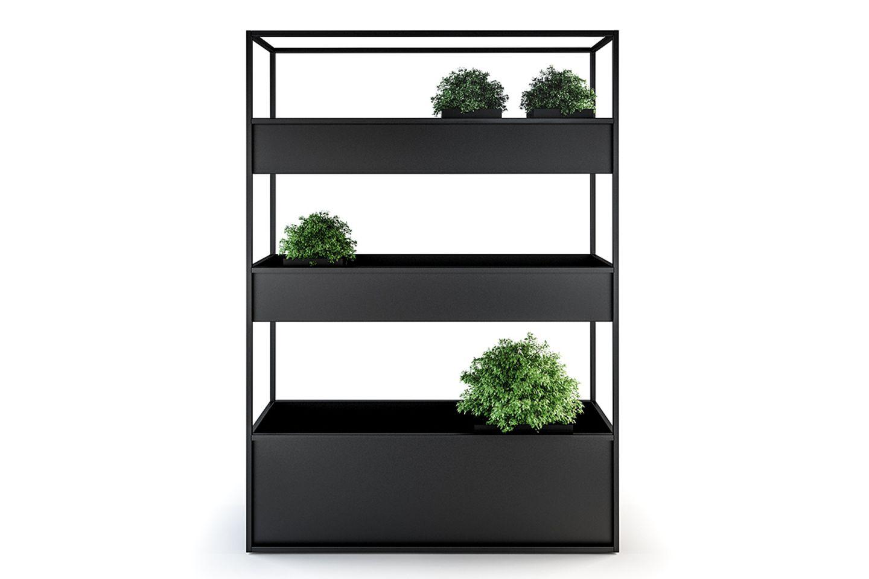 """Pflanzen verbergen: Sichtschutz """"Planter"""" von Roshults"""