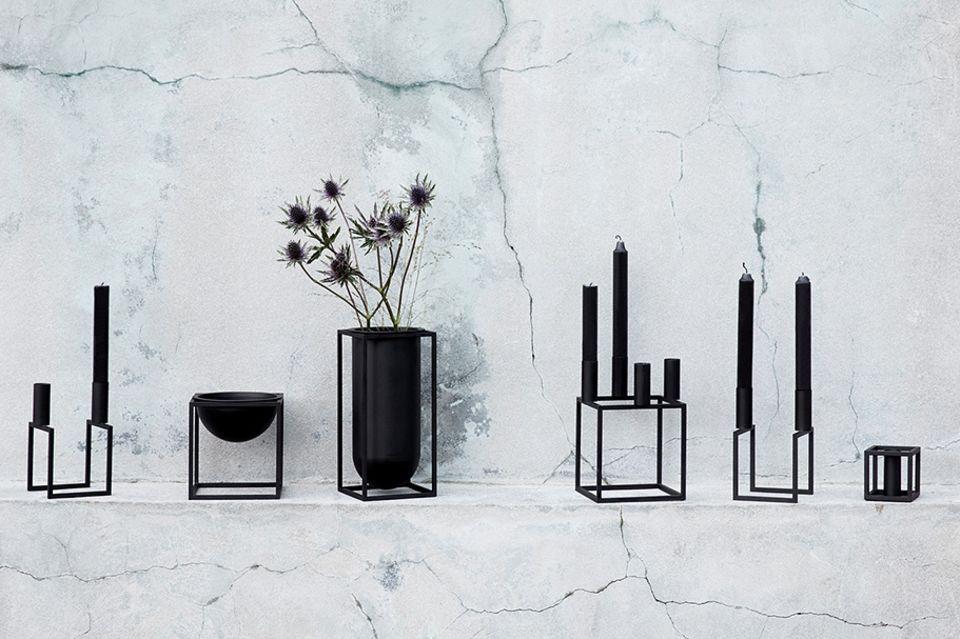 """Vase """"Kubus Lolo"""" von By Lassen"""