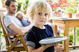Kinder in der Küche - Tischdecken für Kleine