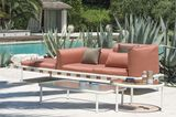 """Outdoor-Sofa """"Dock"""" von Emu"""