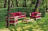 "Outdoor-Sofa ""Village"" von Ethimo"