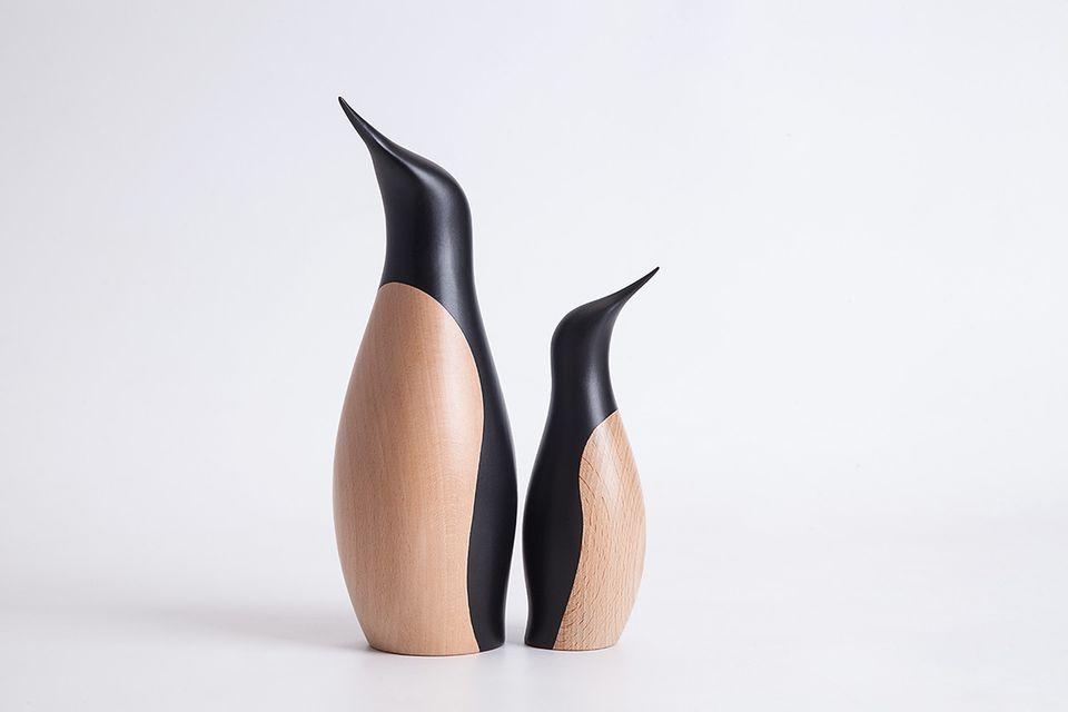 """Holztier """"Penguin"""" von Architectmade"""
