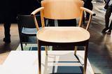 """Stuhl """"N01"""" von Nendo für Fritz Hansen"""